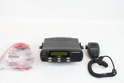 Motorola Cdm1250 Uhf 40 Watts 64 Ch 403-470 Mhz Ham