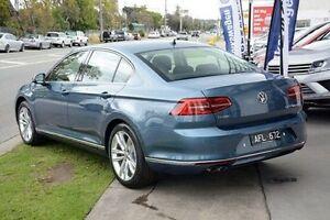 2015 Volkswagen Passat 3C (B8) MY16 140TDI DSG Highline Blue 6 Speed Sports Automatic Dual Clutch Frankston Frankston Area Preview