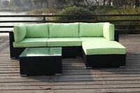 The Florence Patio Sectional Sofa