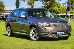 2013 BMW X1 E84 LCI MY0713 sDrive20i Steptronic Sparkling Bronze 8 Speed Sports Automatic Wagon Burswood Victoria Park Area Preview