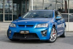 2008 Holden Special Vehicles ClubSport E Series MY09 R8 Tourer Blue 6 Speed Sports Automatic Wagon