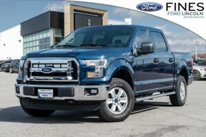 2016 Ford F-150 XLT - LOW MILEAGE, ACCIDENT FREE & 1 OWNER