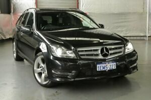 2014 Mercedes-Benz C200 W204 MY14 Estate 7G-Tronic + 7 Speed Sports Automatic Wagon Myaree Melville Area Preview