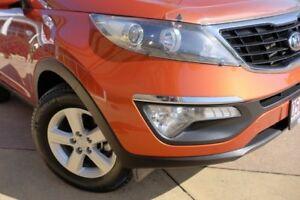 2014 Kia Sportage SL Series II MY13 SI Orange 6 Speed Sports Automatic Wagon