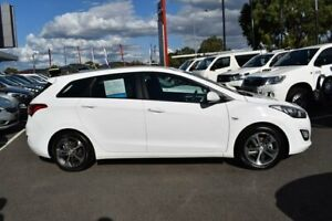 2015 Hyundai i30 GD3 Series II MY16 Active DCT White 7 Speed Sports Automatic Dual Clutch Hatchback Mill Park Whittlesea Area Preview