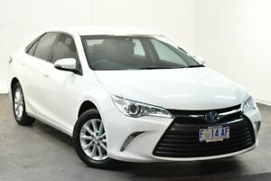 2015 Toyota Camry AVV50R MY15 Altise Hybrid Diamond White Continuous Variable Sedan North Hobart Hobart City Preview