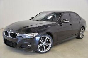 2013 BMW 320i F30 MY1112 Grey 8 Speed Sports Automatic Sedan