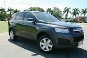 2014 Holden Captiva CG MY14 7 LS Grey 6 Speed Sports Automatic Wagon Townsville Townsville City Preview