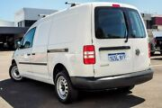 2014 Volkswagen Caddy 2KN MY14 TDI320 Maxi DSG White 6 Speed Sports Automatic Dual Clutch Van Maddington Gosnells Area Preview