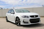 2017 Holden Commodore VF II MY17 SV6 White 6 Speed Sports Automatic Sedan South Morang Whittlesea Area Preview