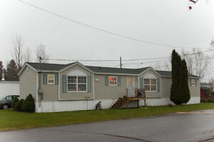 Beautiful mini home - two to choose from $57,900.00