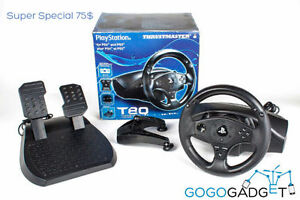 Volant de course Thrustmaster T80 Racing Wheel for PS4/PS3
