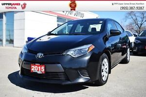2015 Toyota Corolla LE - Very well maintained!