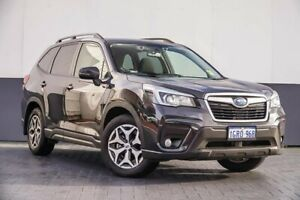 2019 Subaru Forester S5 MY19 2.5i CVT AWD Grey 7 Speed Constant Variable Wagon Maddington Gosnells Area Preview