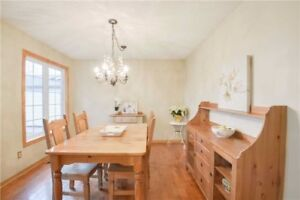 Wonderful 3 + 1 Bedrooms Detached Home in Caledon