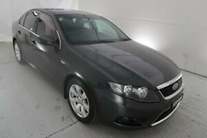 2008 Ford Falcon FG G6 Grey 5 Speed Sports Automatic Sedan Hamilton North Newcastle Area Preview