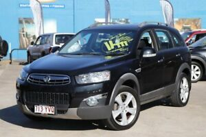2011 Holden Captiva CG Series II 7 AWD LX Black 6 Speed Sports Automatic Wagon Greenslopes Brisbane South West Preview