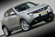 2014 Nissan Juke F15 MY14 Ti-S AWD Silver 1 Speed Constant Variable Hatchback Ferntree Gully Knox Area Preview
