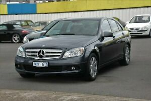 2009 Mercedes-Benz C220 CDI W204 Classic Grey 5 Speed Automatic Sedan Cheltenham Kingston Area Preview