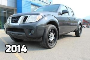2014 Nissan FRONTIER UNKNOWN