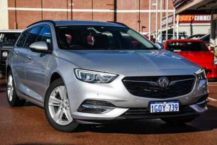 2018 Holden Commodore ZB MY18 LT Sportwagon Silver 8 Speed Sports Automatic Wagon Fremantle Fremantle Area Preview