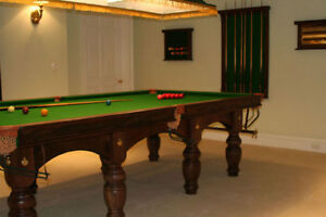 Snooker tables priced from $3500.00 & up St. John's Newfoundland image 9