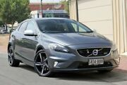 2014 Volvo V40 M Series MY15 T5 Adap Geartronic R-Design Grey 8 Speed Sports Automatic Hatchback Glenelg Holdfast Bay Preview
