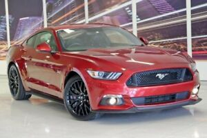 2016 Ford Mustang FM 2017MY GT Fastback SelectShift Red 6 Speed Sports Automatic Fastback Blacktown Blacktown Area Preview