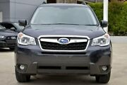 2015 Subaru Forester S4 MY15 2.5i-S CVT AWD Grey 6 Speed Constant Variable Wagon Gosford Gosford Area Preview