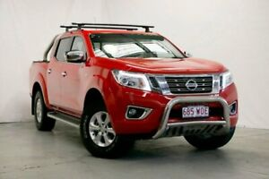 2016 Nissan Navara D23 S2 ST Red 6 Speed Manual Utility Capalaba Brisbane South East Preview