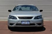 2009 Ford Falcon BF Mk III XT Silver 4 Speed Sports Automatic Wagon Gosnells Gosnells Area Preview