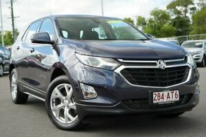 2018 Holden Equinox EQ MY18 LT FWD Blue 9 Speed Sports Automatic Wagon Hillcrest Logan Area Preview