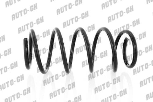 2 FRONT COIL SPRINGS FOR VAUXHALL ZAFIRA A 1999-2005
