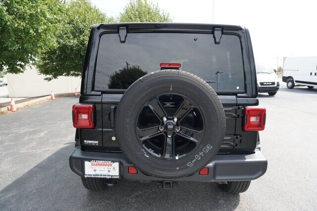 Image 4 Voiture American used Jeep Wrangler 2020