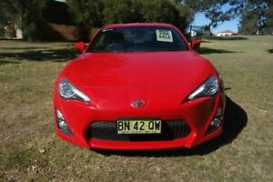 2015 Toyota 86 ZN6 GTS Red 6 Speed Manual Coupe East Maitland Maitland Area Preview
