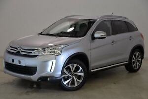 2013 Citroen C4 Aircross Exclusive 4x2 Silver 6 Speed Constant Variable Wagon