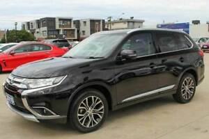 FROM $93 P/WEEK ON FINANCE* 2016 MITSUBISHI OUTLANDER XLS Coburg Moreland Area Preview