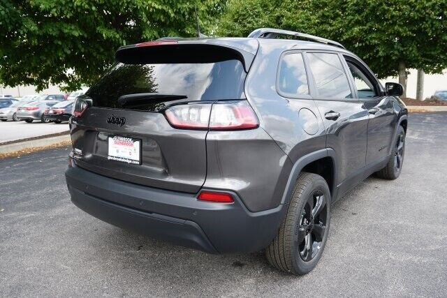 Image 3 Voiture American used Jeep Cherokee 2020