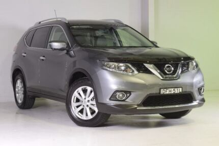 2015 Nissan X-Trail T32 ST-L X-tronic 2WD Grey 7 Speed Constant Variable Wagon Wadalba Wyong Area Preview
