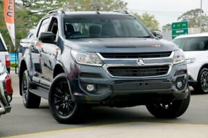 2018 Holden Colorado RG MY19 Z71 Pickup Crew Cab Grey 6 Speed Sports Automatic Utility Aspley Brisbane North East Preview