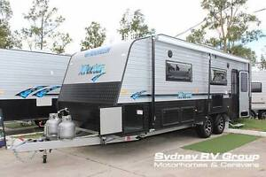 FR016 Franklin X Factor 23EWR-FL-C Spacious Interior Penrith Penrith Area Preview