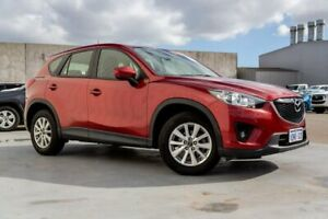 2012 Mazda CX-5 KE1021 Maxx SKYACTIV-Drive AWD Sport Red 6 Speed Sports Automatic Wagon Canning Vale Canning Area Preview
