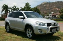 2009 Toyota RAV4 ACA33R MY09 Cruiser Silver 5 Speed Manual Wagon Townsville 4810 Townsville City Preview