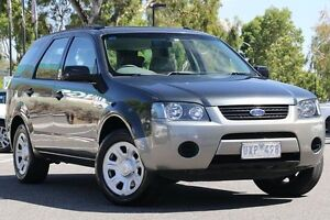 2007 Ford Territory SY TX AWD Grey 6 Speed Sports Automatic Wagon Mill Park Whittlesea Area Preview