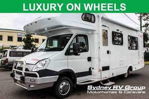 U3331 Avida Esperance 2012, AUTO Iveco, Luxury Slide-Out! Penrith Penrith Area Preview