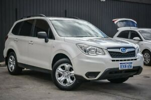 2013 Subaru Forester S4 MY14 2.5i-S Lineartronic AWD White 6 Speed Constant Variable Wagon Midvale Mundaring Area Preview