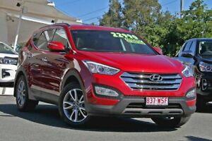 2013 Hyundai Santa Fe DM MY14 Elite Red 6 Speed Sports Automatic Wagon Noosaville Noosa Area Preview
