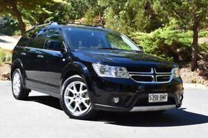 2014 Dodge Journey JC MY14 R/T Black 6 Speed Automatic Wagon St Marys Mitcham Area Preview