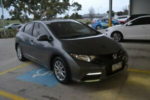 2014 Honda Civic 9th Gen VTi-S Grey Sports Automatic Mill Park Whittlesea Area Preview
