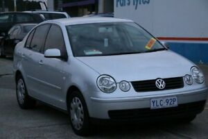 2005 Volkswagen Polo 9N Classic Silver 6 Speed Tiptronic Sedan Fyshwick South Canberra Preview